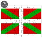 Basque Flag Puzzle