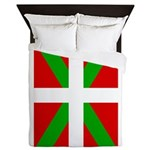 Basque Flag Queen Duvet