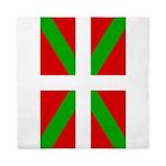Basque Flag Queen Duvet