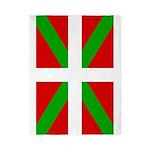 Basque Flag Twin Duvet