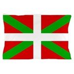 Basque Flag Pillow Case