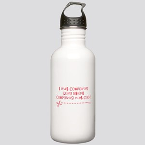 I WAS COUPONING... Stainless Water Bottle 1.0L