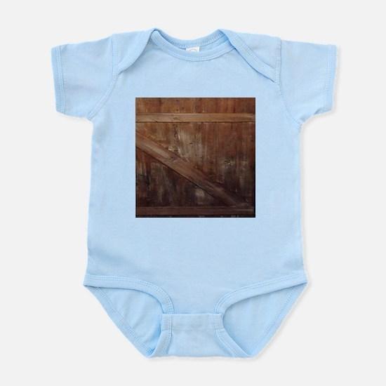 primitive farmhouse barn wood Body Suit