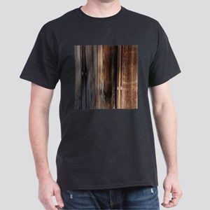 western country barn board T-Shirt