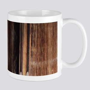 western country barn board Mugs