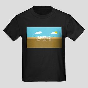 The Badlands National Park Bison T-Shirt