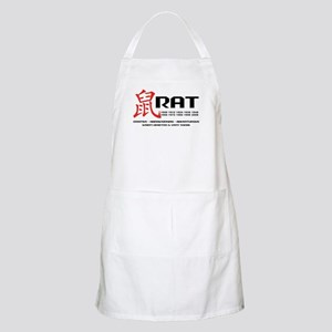 Year of The Rat BBQ Apron