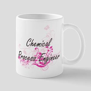 Chemical Process Engineer Artistic Job Design Mugs