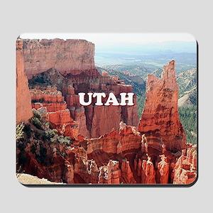 Utah: Bryce Canyon 5 Mousepad