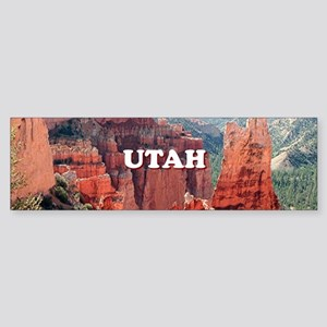 Utah: Bryce Canyon 5 Bumper Sticker