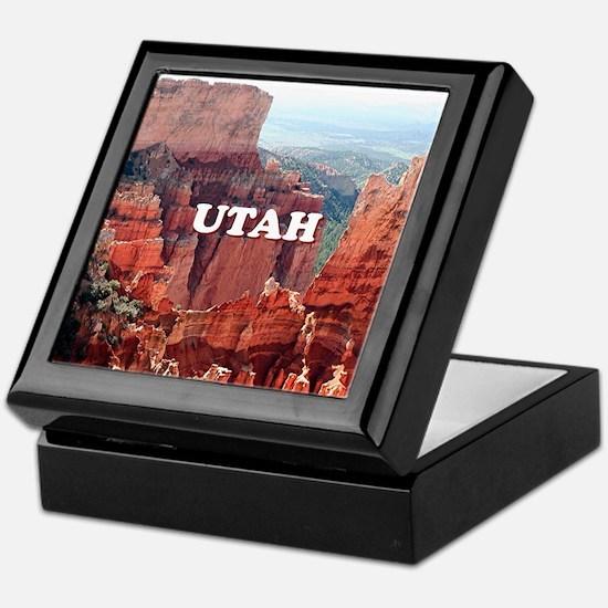 Utah: Bryce Canyon 5 Keepsake Box