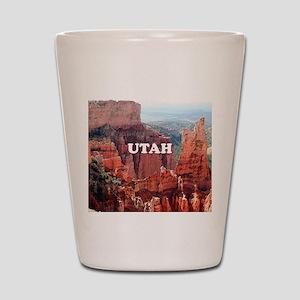 Utah: Bryce Canyon 5 Shot Glass