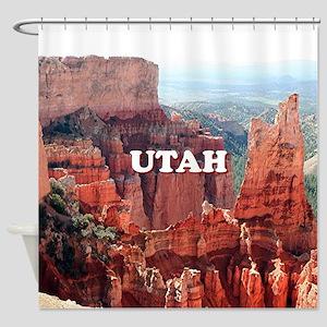 Utah: Bryce Canyon 5 Shower Curtain