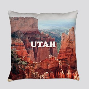 Utah: Bryce Canyon 5 Everyday Pillow