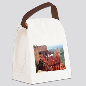 Utah: Bryce Canyon 5 Canvas Lunch Bag