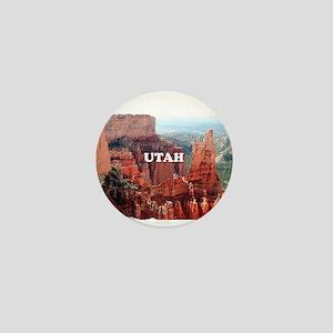 Utah: Bryce Canyon 5 Mini Button