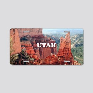 Utah: Bryce Canyon 5 Aluminum License Plate