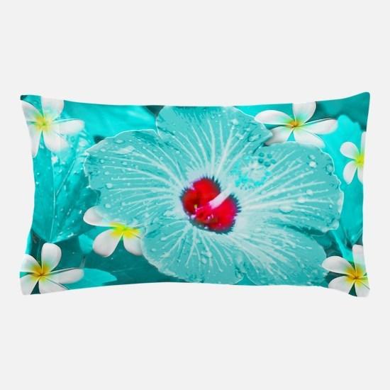 Blue Hawaii Pillow Case