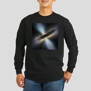 HIDDEN BLACK HOLE Long Sleeve T-Shirt