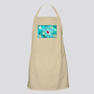 Blue Hawaii Apron