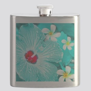 Blue Hawaii Flask