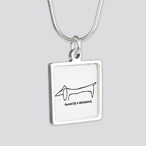 Owned by a Dachshund Necklaces
