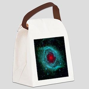 HELIX NEBULA Canvas Lunch Bag