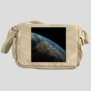 EARTH ORBIT Messenger Bag
