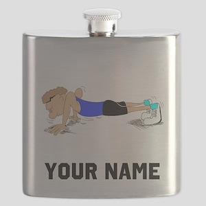 Push Ups Flask