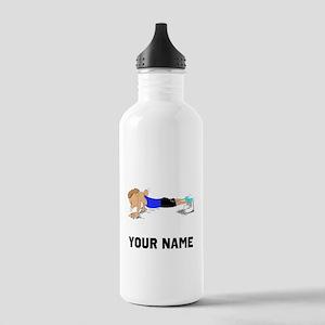Push Ups Water Bottle