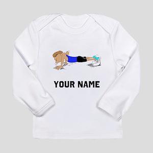 Push Ups Long Sleeve T-Shirt