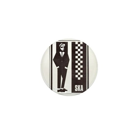 Ska Bro Badge/Button/Pin