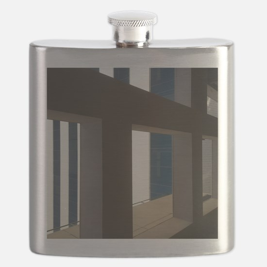 Funny Hitch Flask