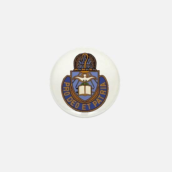 Chaplain Crest Mini Button