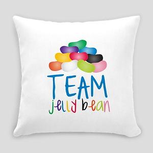 Team Jelly Bean Everyday Pillow