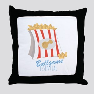 Crowd Pleaser Peanuts Throw Pillow