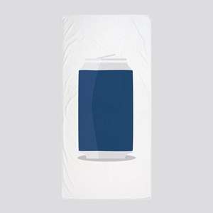Tin Can Beach Towel