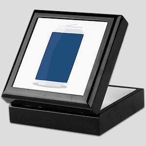 Tin Can Keepsake Box