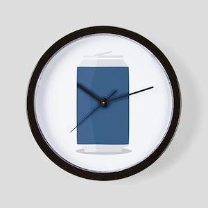 Tin Can Wall Clock