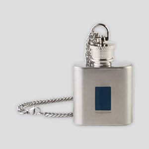 Tin Can Flask Necklace