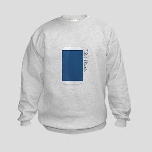 Diet Please Sweatshirt