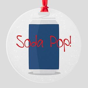 Sopa Pop Ornament