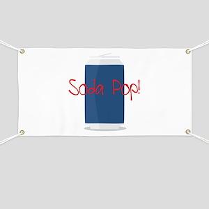 Sopa Pop Banner