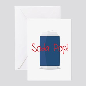 Sopa Pop Greeting Cards