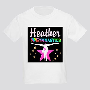 SPARKLING GYMNAST Kids Light T-Shirt