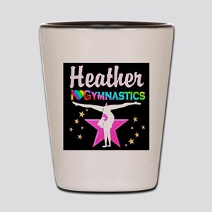 SPARKLING GYMNAST Shot Glass