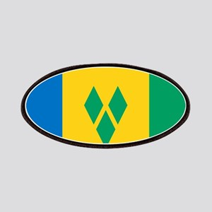 Saint Vincent and the Grenadines Patch