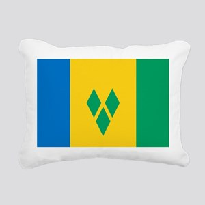 Saint Vincent and the Grenadines Rectangular Canva