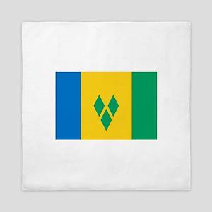 Saint Vincent and the Grenadines Queen Duvet
