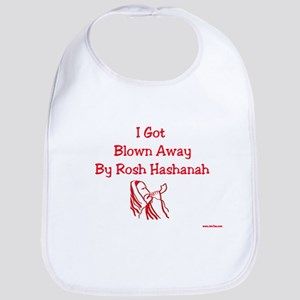 Blown Away By Rosh Hashanah Bib